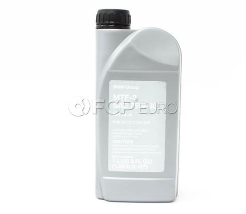 MINI 75W80 MTF-LT-2 Manual Trans Fluid (1 Liter) - Genuine BMW 83222344589