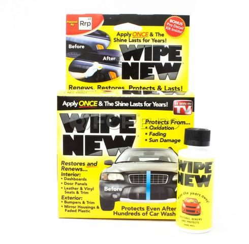 Wipe New (S60 V70 S80 XC70 XC90) - 15OZRTLKIT