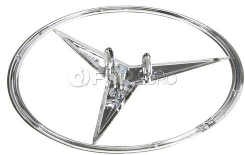 Mercedes Trunk Lid Emblem - Genuine Mercedes 2517580058