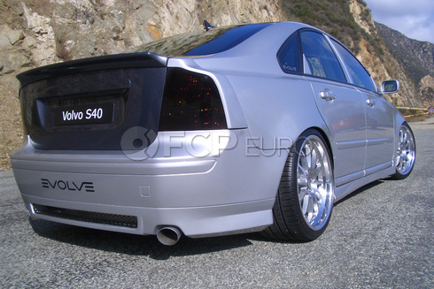 Volvo Rear Trunk Spoiler (S40) - Elevate 130:10005