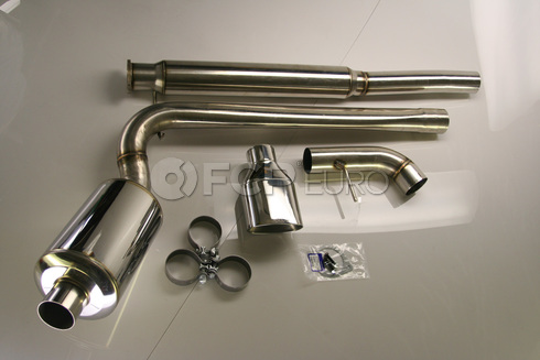 Volvo Turbo Performance Sport Exhaust System (XC70) - Elevate 210:10010