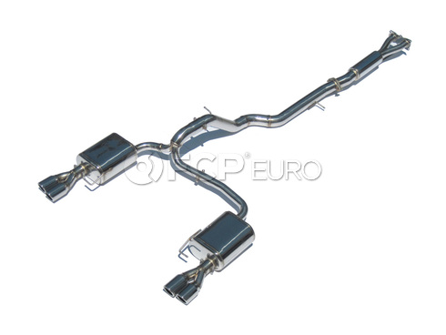 Volvo Performance Exhaust System (S80) - Elevate 210:10011