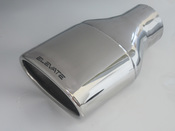Volvo Exhaust Tail Pipe Oval Tip - Elevate 210:11004