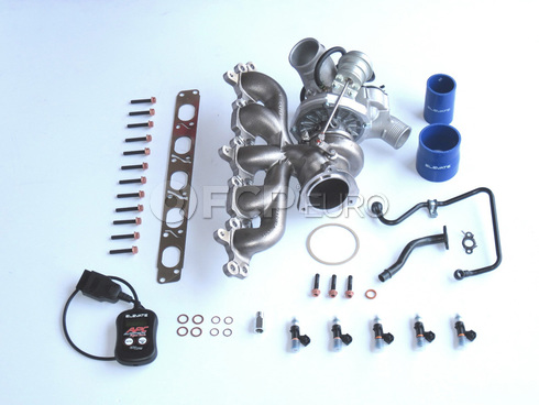 Volvo Performance Turbocharger Kit (C30) - Elevate 220:10021