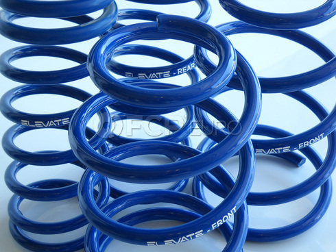 Volvo Coil Spring Lowering Kit (V50) - Elevate 310:10005