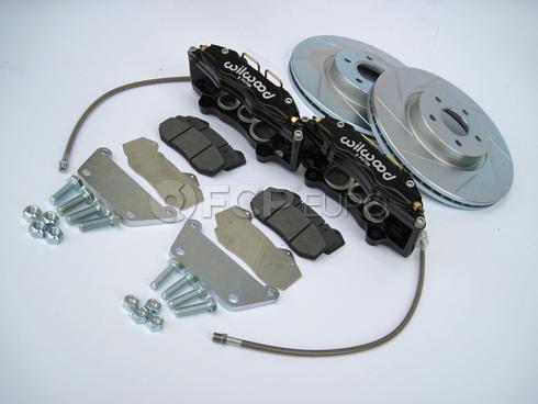 "Volvo Performance Brake Kit 12.6"" Front (V50) - Elevate 400:20031"
