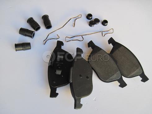 Volvo Performance Brake Pad Set 320mm (V50) - Elevate 410:10051