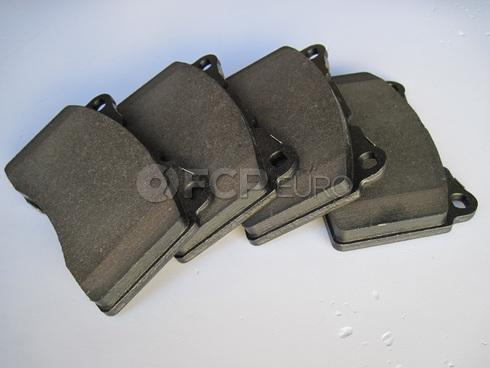 Volvo Performance Brake Pad Set - Elevate 410:10061