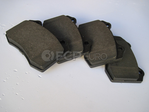 Volvo Performance Disc Brake Pad Set Rear (V70) - Elevate 410:10081