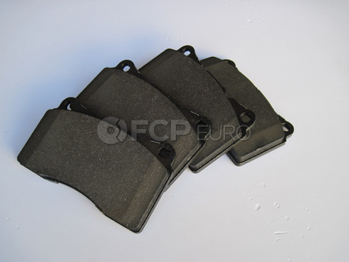 Volvo Performance Brake Pad Set (XC70) - Elevate 410:10082