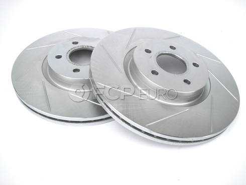 """Volvo Performance Brake Disc Front 12.6"""" (S40) - Elevate 31400942"""