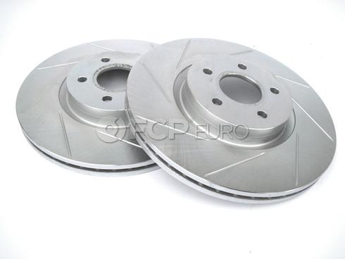 "Volvo Performance Brake Disc 12.6"" (S40) - Elevate 31400942"