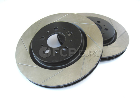 Volvo Performance Brake Rotor Front (V70R) - Elevate 420:10062
