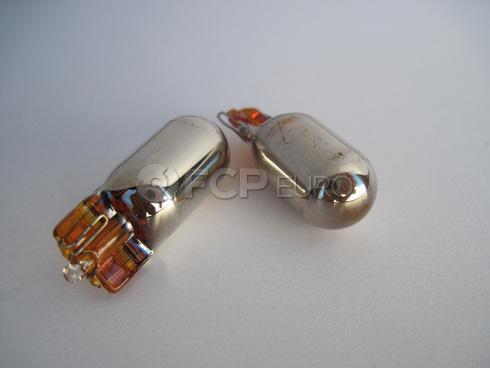 Volvo Mirrored Door Mirror Turn Signal Light bulbs (S60R) - Elevate 809:10143