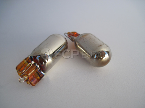 Volvo Mirrored Door Mirror Turn Signal Light bulbs (S60R) - Elevate 809:10143