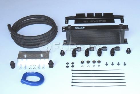 Volvo Performance Engine Oil Cooler (C30) - Elevate 206:10001-BLUE