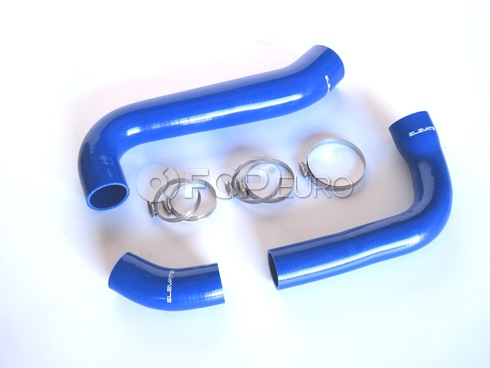 Volvo Turbocharger Intercooler Hose Kit (C30) - Elevate 260:20001-BLUE