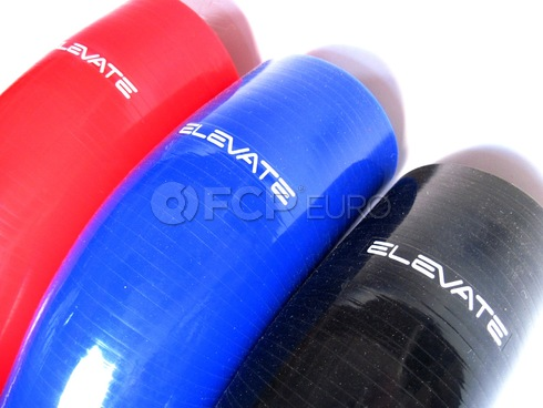 Volvo Performance Air Hose Kit (C70) - Elevate 260:20002-BLACK