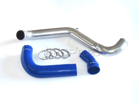 Volvo Performance Turbocharger Intercooler Pipe (C30) - Elevate 260:30001-SILVERBLUE