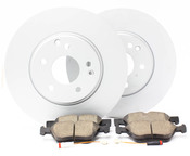 Mercedes Brake Kit - Zimmermann 516526