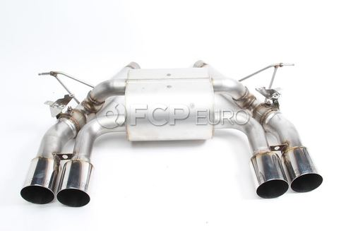 BMW Free Flow Exhaust With Polished Tips (F80 F82 F83 M3 M4) - Dinan D660-0050