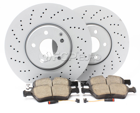 Mercedes Brake Kit Front (E350 E500) 4Matic - Zimmerman W211FBK4SPT