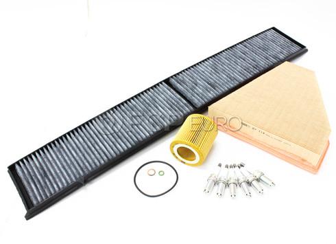 BMW Inspection 2 Service Kit (E82 E88 E90 E91 E92 E93) - Mann E9XSVC2KT1