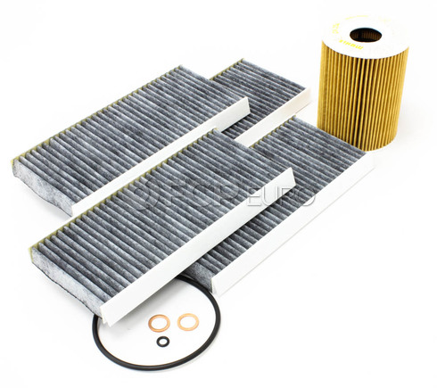 BMW Inspection 1 Service Kit (E90 E92 E93 M3) - Mann E9XMSVCKT1