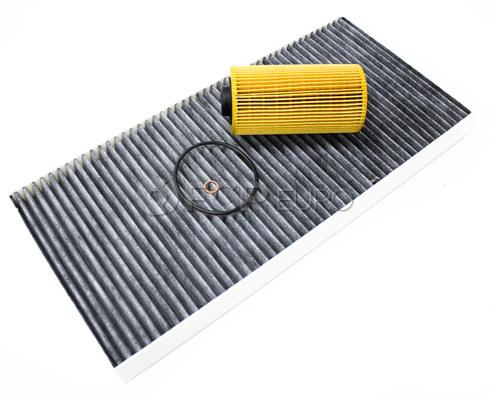 BMW Inspection 1 Service Kit (E53) - Mann 88002180398KT