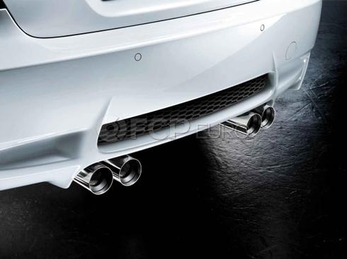BMW M Performance Exhaust (E90 M3) - Genuine BMW 18302184198