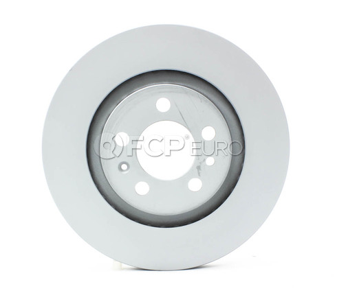 VW Brake Disc 280mm - Zimmermann 1J0615301P