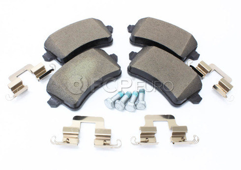 Audi Brake Pad Set - Genuine VW Audi 8K0698451B