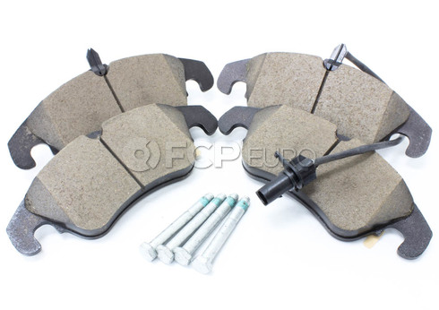 Audi VW Brake Pad Set - Genuine Audi VW 8K0698151J