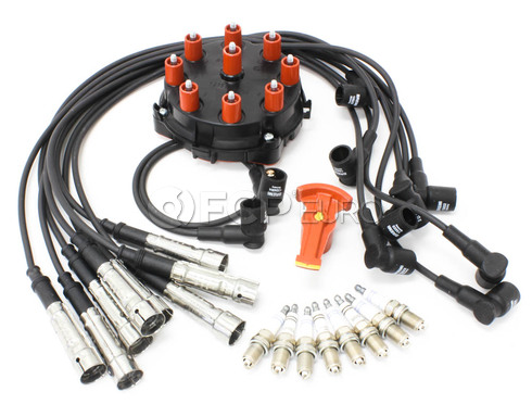 Mercedes M117 Ignition Tune up Kit (560SL) - Bosch M117IGNKITLATE