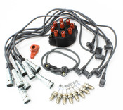 Mercedes M116 M117 Ignition Tune up Kit (380SL) - Bosch M117IGNKITEARLY