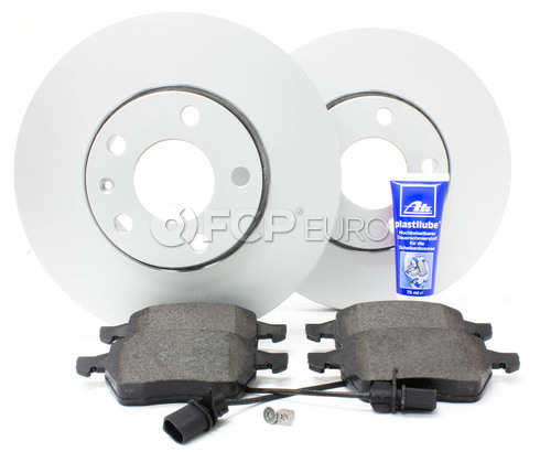 Audi VW Brake Kit - Meyle/Pagid C5B6FRBKMEY