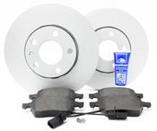 Audi VW Brake Kit - Meyle/Pagid C5B6FRBKMEY