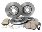 Audi VW Brake Kit - Brembo/Genuine B8BRAKEBRE