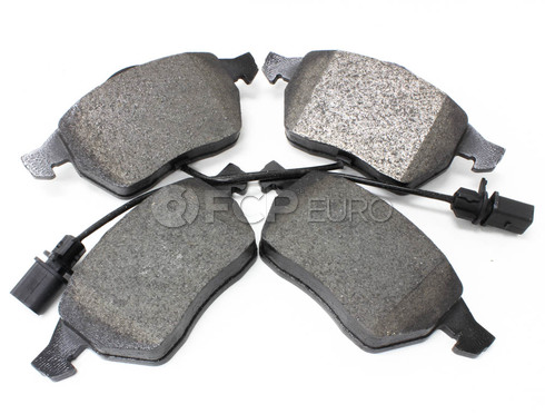 Audi VW Brake Pad Set (A4 A6 Passat) - Pagid 4B0698151AF