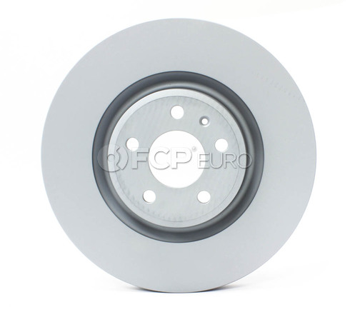 Audi Porsche Brake Disc (A4 Q5 SQ5 S7 Macan) - Zimmermann 4G0615301
