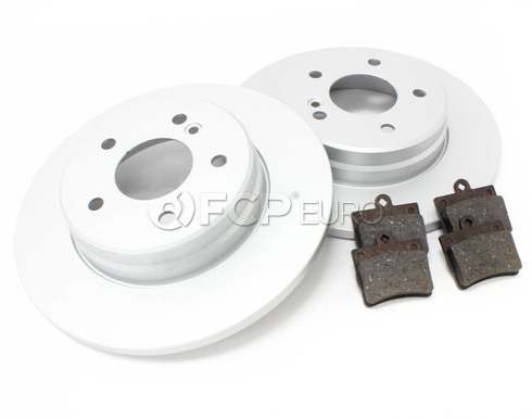 Mercedes Brake Kit Rear (C230 C240) - Meyle W203RBK1