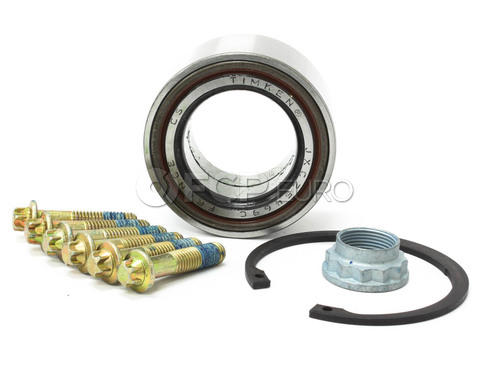 Mercedes Wheel Bearing Comprehensive Kit (300TE) - SKF W124WBK1