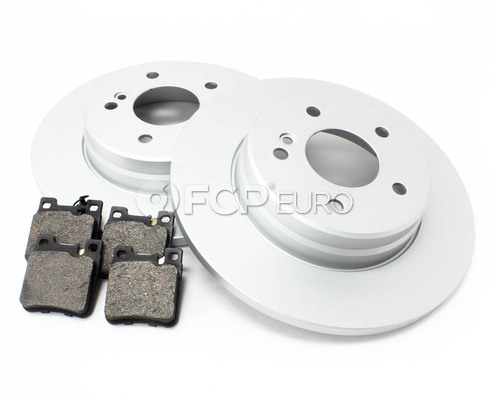Mercedes Brake Kit Rear (E320 C230 SLK230) - Meyle W124RBK1
