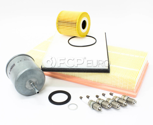 Volvo Maintenance Kit (C70 S70 V70) - Mann KIT-P80C70TUNELATEKT2