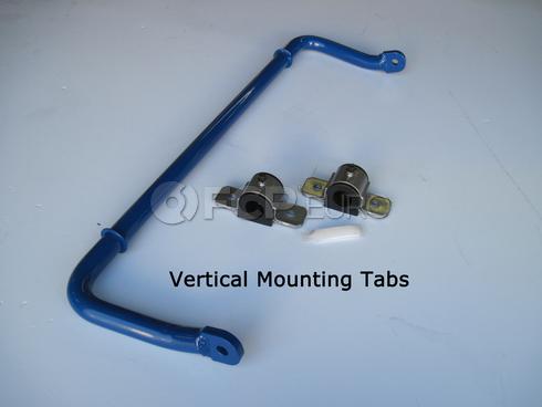 "Volvo Performance Stabilizer Bar Vertical 17.5"" Rear (S40) - Elevate 320:10023"