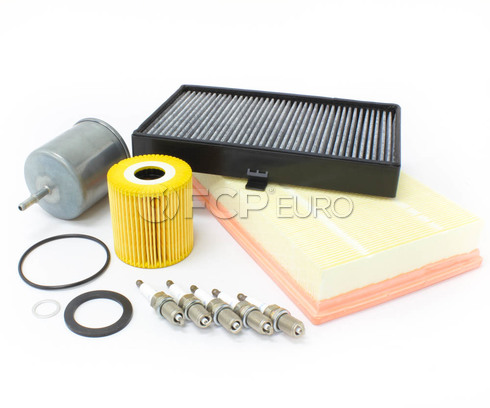 Volvo Maintenance Kit (C70 S70 V70) - Mann KIT-P80C70TUNELATE2KT2