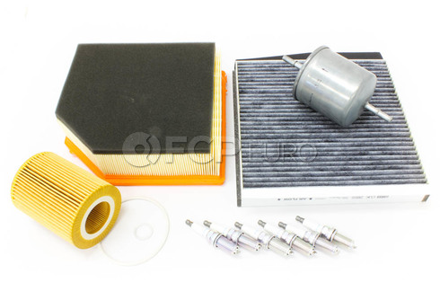 Volvo Maintenance Kit (XC90) - Mann KIT-P2XC90TUNE32EARLY2KT2