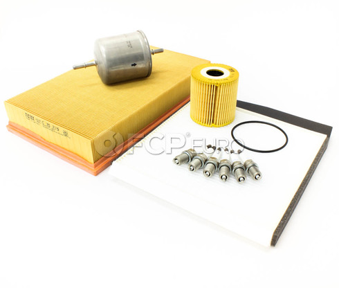 Volvo Maintenance Kit (S80) - Mann KIT-P2S80TUNET6LATEKT2