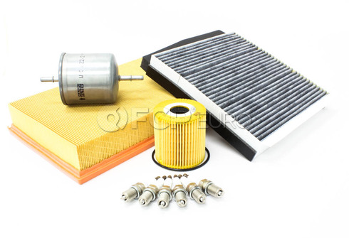 Volvo Maintenance Kit (S80) - Mann KIT-P2S80TUNET6LATE2KT2