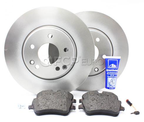 Mercedes Brake Kit Front (C230 C240) - Meyle C230BKFRONT